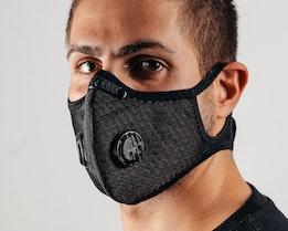 Sport Mask Outdoor Black Face Mask - Equip