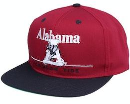 Alabama Crimson Tide Classic College Vintage - Twins Enterprise