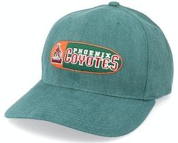 Hatstore Exclusive x Phoenix Coyotes Oval Logo Authentic Vintage - Twins Enterprise