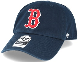 Boston Red Sox 47 Clean Up Navy Adjustable - 47 Brand