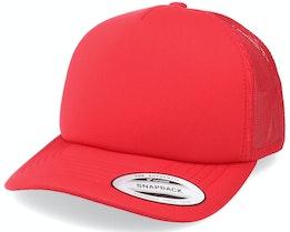 Red Foam Trucker - Yupoong