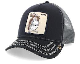 Squirrel Dark Navy/Grey Trucker - Goorin Bros.