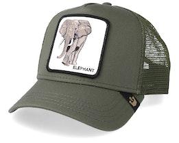 Elephant Olive Trucker - Goorin Bros.