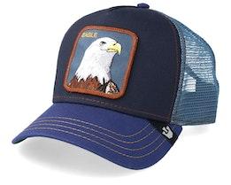 Eagle Navy Trucker - Goorin Bros.