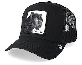 Black Panther Black/Black Trucker - Goorin Bros.