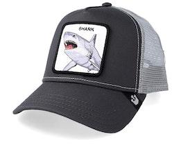 Shark Flight Dark Grey/Grey Trucker - Goorin Bros.