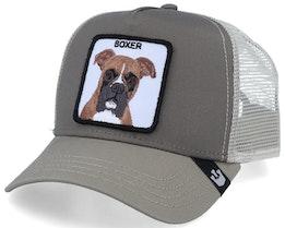 Boxer Grey Trucker - Goorin Bros.