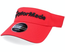 21 Tradar Red/Black Visor - Taylor Made