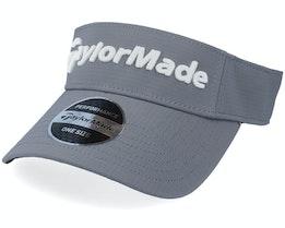 21 Radar Charcoal Visor - Taylor Made