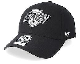Los Angeles Kings Wool Mvp 47 Vintage Black Adjustable - 47 Brand