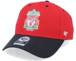 Liverpool Mvp Two Tone Audible Red/Black Adjustable - 47 Brand