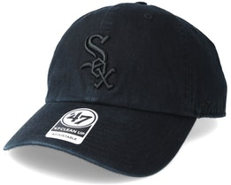 ChicagoWhite Sox Clean Up Black Adjustable - 47 Brand