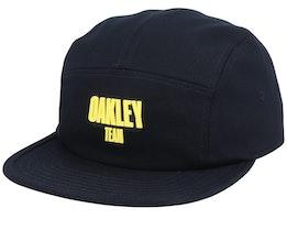 Team Black/Yellow 5-Panel - Oakley