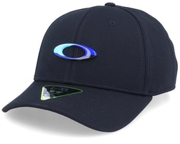 Tincan Black/Blue Flexfit - Oakley