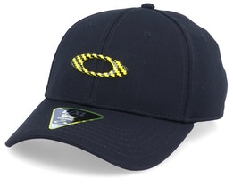 Tincan Black/Yellow Flexfit - Oakley