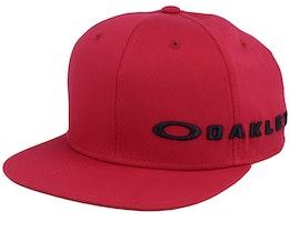 BG Side Logo 12.0 Raspberry Snapback - Oakley