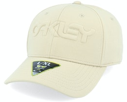 6-Panel Stretch Hat Embossed Safari Flexfit - Oakley