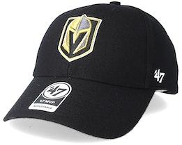 Vegas Golden Knights Mvp Black Adjustable - 47 Brand