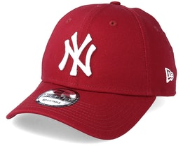 New York Yankees 9Forty Red Adjustable- New Era