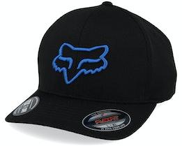 Lithotype Black/Blue Flexfit - Fox