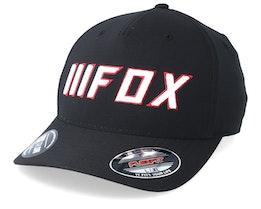 Downshift Black Flexfit - Fox