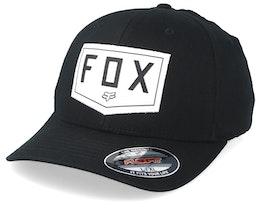 Shield Black/White Flexfit - Fox