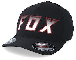 Hightail It Black Flexfit - Fox