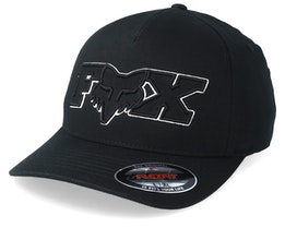 Ellipsoid Black Flexfit - Fox