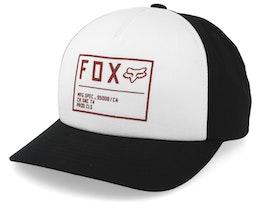 Non Stop White/Black Adjustable - Fox