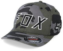 Scramble Camo Flexfit - Fox