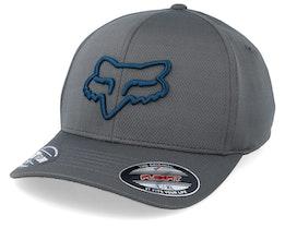 Lithotype Grey/Petrol Blue Flexfit - Fox