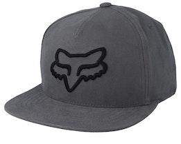 Instill Grey/Black Snapback - Fox