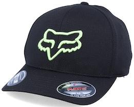 Lithotype Black/Green Flexfit - Fox