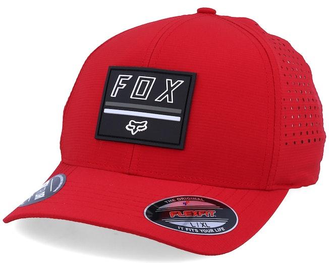 Serene  Hat Chili/Black Flexfit - Fox