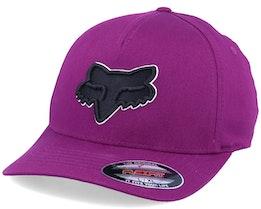 Epicycle Dark Purple/Black Flexfit - Fox