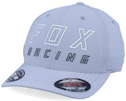 Neon Moth Hat Grey Flexfit - Fox