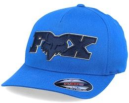 Ellipsoid Royal Blue/Navy Flexfit - Fox