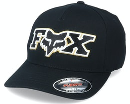 Ellipsoid Black/Yellow Flexfit - Fox