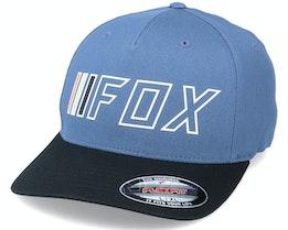 Brake Check Black/Steel Blue Flexfit - Fox