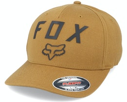 Number 2 Bronz Flexfit - Fox