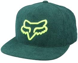 Instill Emerald Snapback - Fox