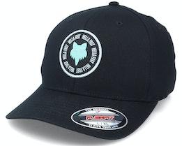 Mawlr  Hat Black Flexfit - Fox