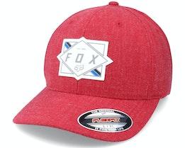 Burnt  Hat Chili Flexfit - Fox