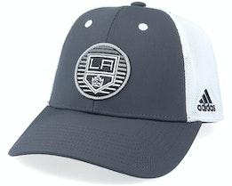 Los Angeles Kings Mesh Carbon/White Trucker - Adidas