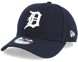 Detroit Tigers The League Navy/White Adjustable - New Era