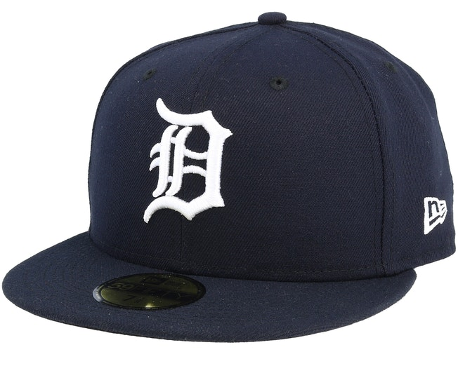 Detroit Tigers Authentic On-Field Home 59Fifty  - New Era