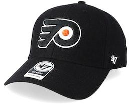 Philadelphia Flyers MVP Wool Black Adjustable - 47 Brand