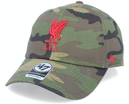 Liverpool Clean Up Unwashed Camo Adjustable - 47 Brand