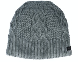 Cabled Cutie™ knit Ii Grey Beanie - Columbia