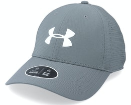 Driver Cap 3.0 Stealth Gray Adjustable - Under Armour